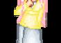 MLP: Gijinka Fluttershy pixel. by rainbowmonkey9