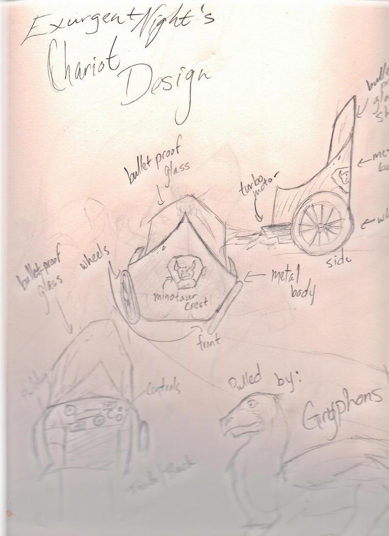 chariot design by exurgentnight on deviantart. Black Bedroom Furniture Sets. Home Design Ideas