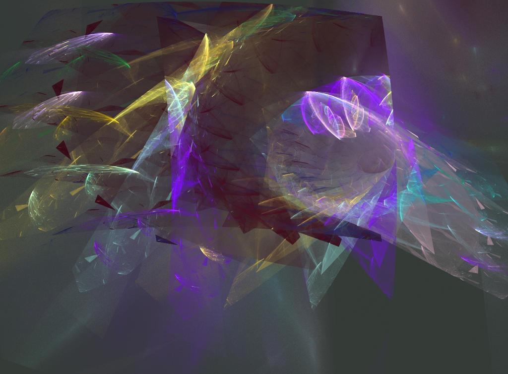 objeto estelar de luz by toledoarauxo