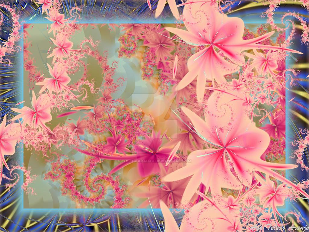 bolaflor en rosa by toledoarauxo