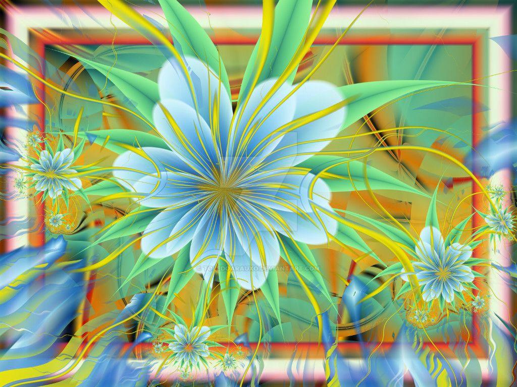 hermosa flor del 3 de agosto by toledoarauxo