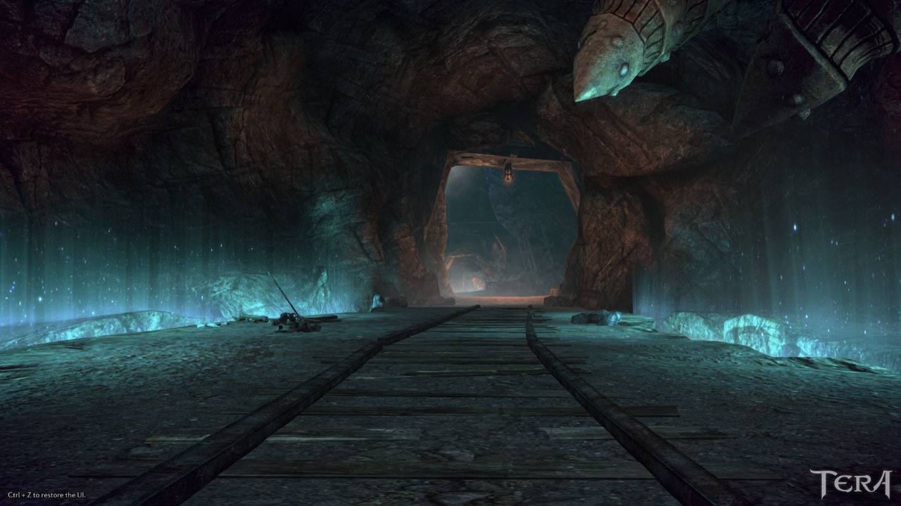 TERA - Tunnel of BAMs by Lawlaii on DeviantArt