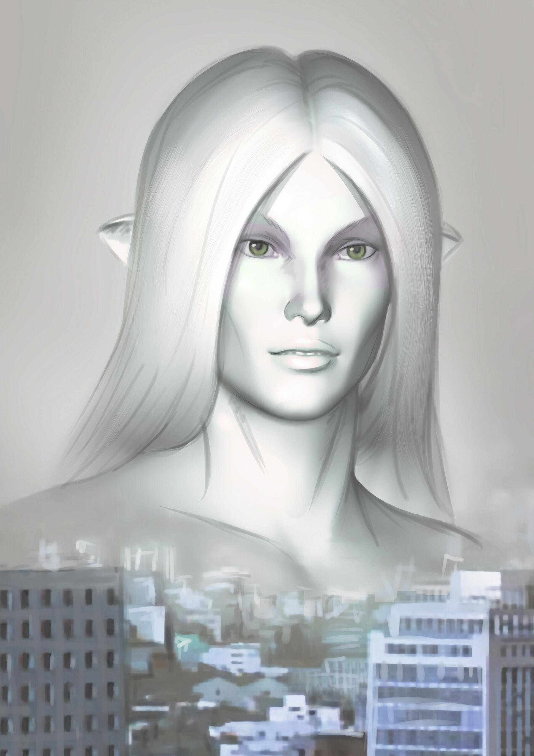 Albino City by LJ-Phillips