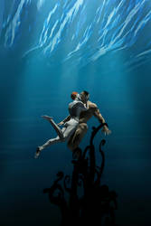 Down In The Depths by LJ-Phillips