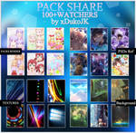 | 10022018 | PACK SHARE 100+ WATCHERS