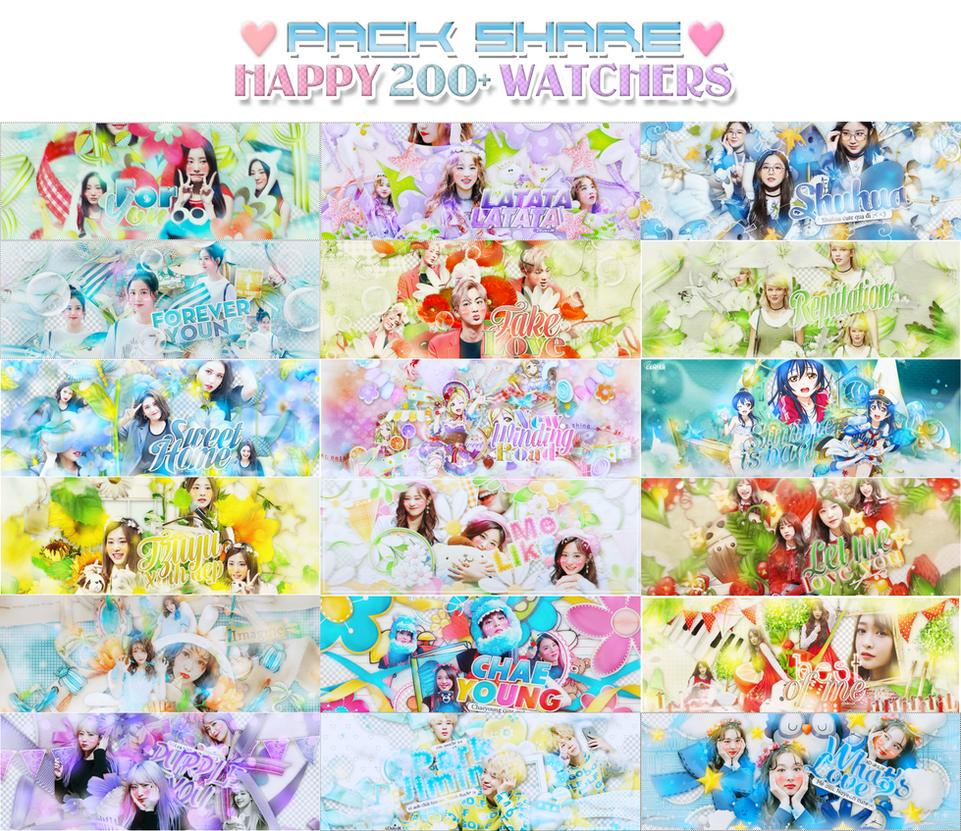 [ BIG SHARE ] HAPPY 200+ WATCHERS by xDukoJK
