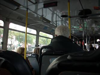Bus by PrincesaMiaka