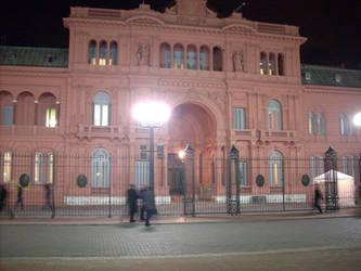 Casa Rosada by PrincesaMiaka