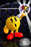 Pac-man presents S-Tier Studios by Zavellart