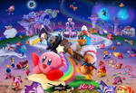 Kirby Clone Wars