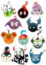 Odlo I stickers by Sh0tisha