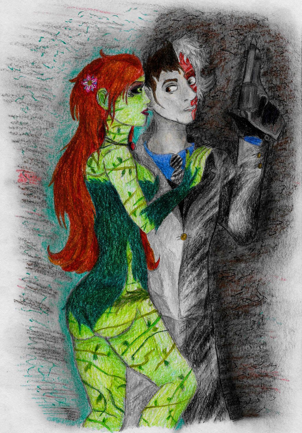And what does the other side want? by ZalyHeartlessTigress