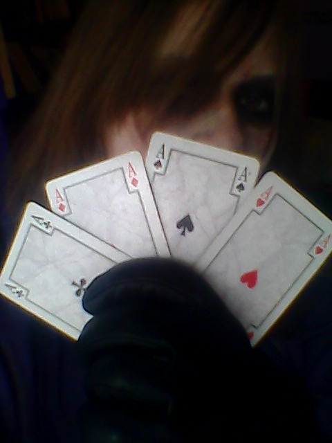 Pick one card by ZalyHeartlessTigress