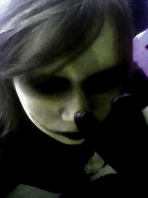 Someone poke Joker with a stick....I think he's de by ZalyHeartlessTigress