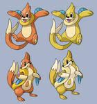Pokemon Buizel