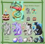 Squiby Dragon Sheet