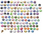 VA IceCream Cones -Complete-