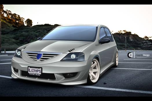 Dacia Logan HPS Cipprik Design