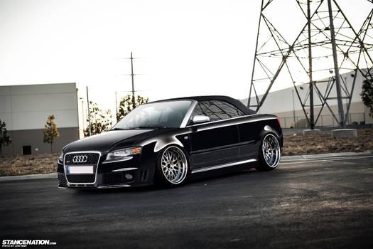 Audi RS4 Cipprik Quick Design