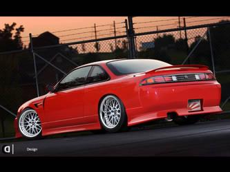 Nissan Silvia S14 Cipprik Design