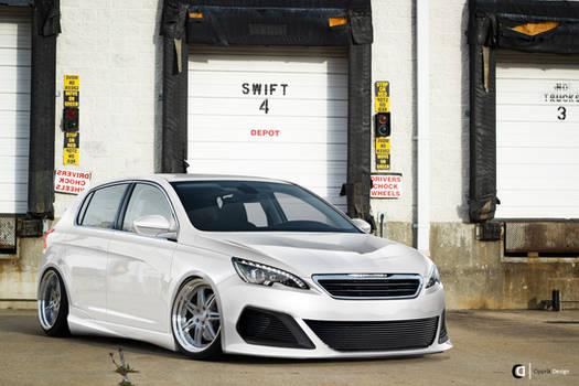 Peugeot 308 Cipprik Design