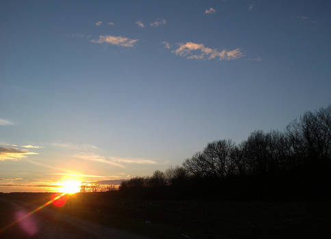 Sitaru Sunset