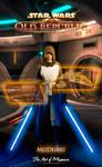 Female Jedi Knight, MizDesert