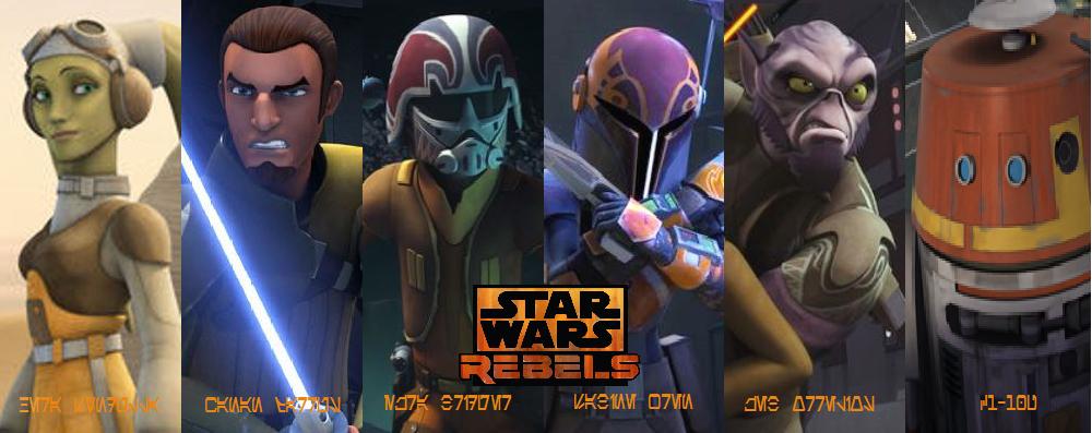 star wars rebels wallpaper by daniloescobar on deviantart