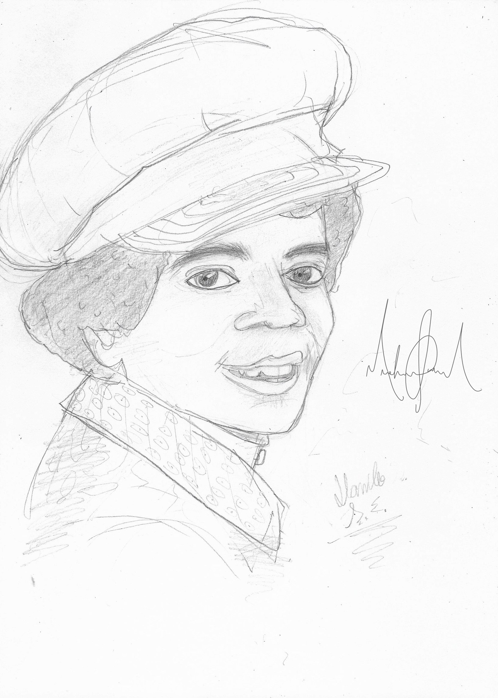 Michael J. Jackson by DaniloEscobar