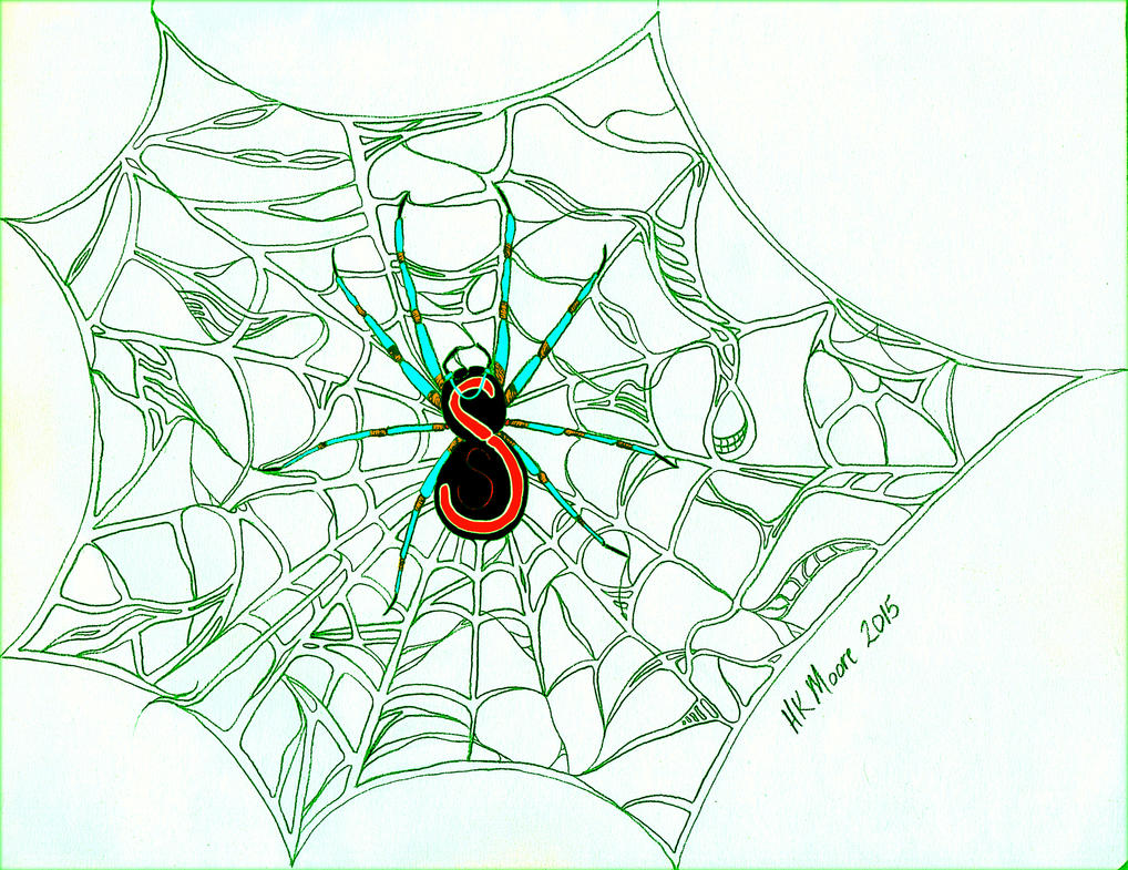 A-Mazing Web by mistakeablyme