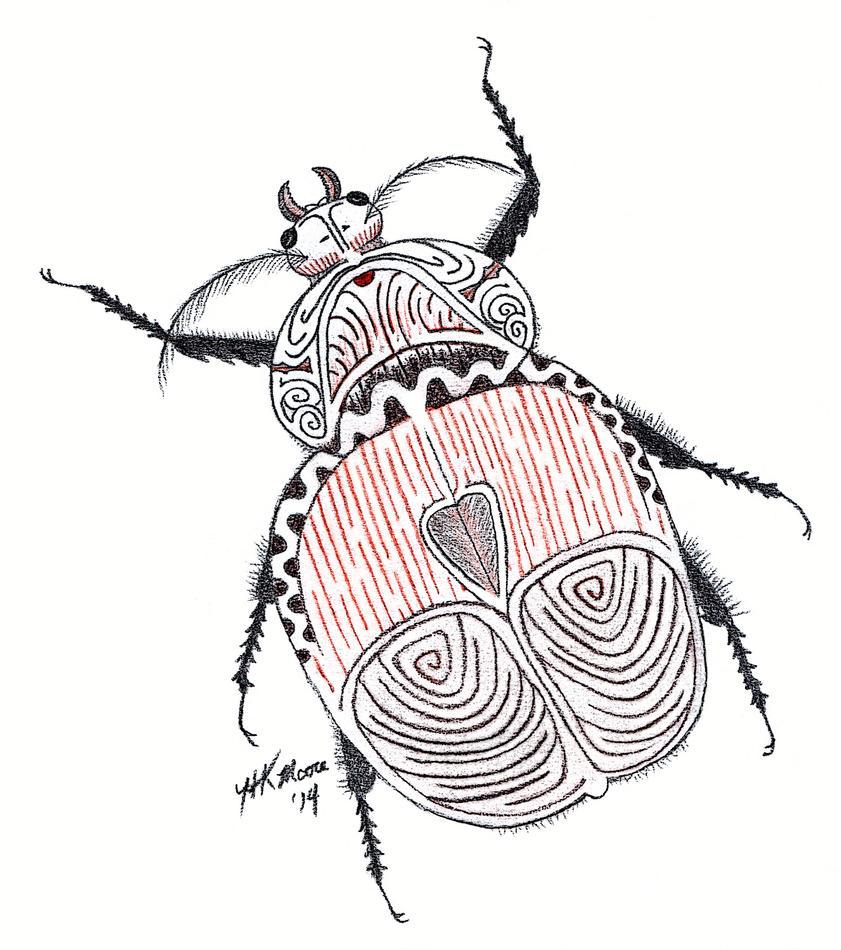 Beetle Maze by mistakeablyme