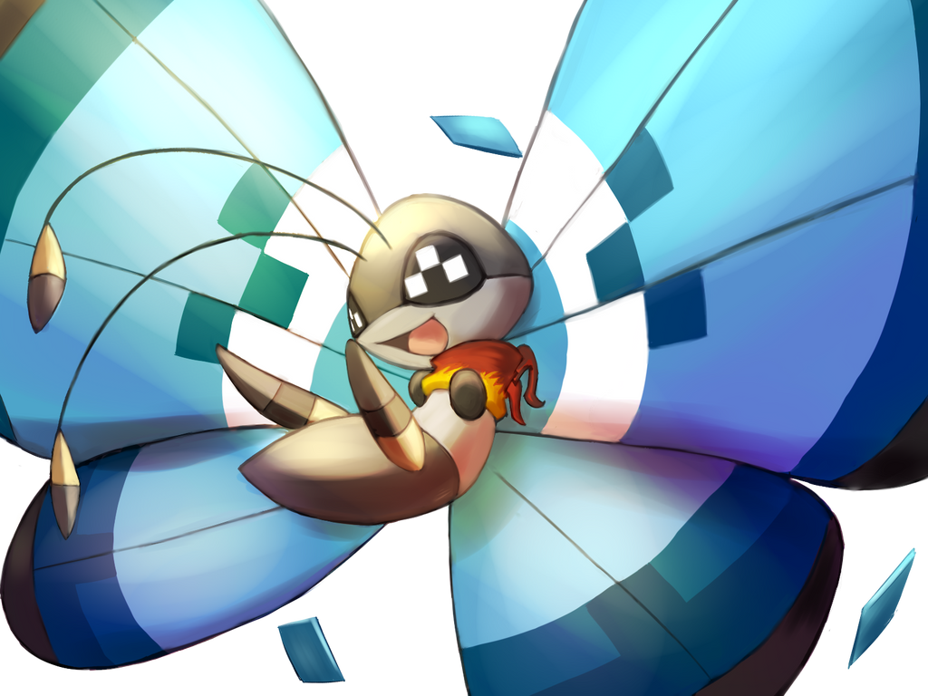 Vivillon by Nexeron