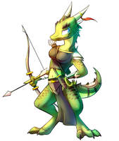 Trade: Tiana the Kobold