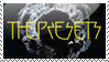 The Presets Stamp by vanillachunder