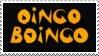 Oingo Boingo Stamp by vanillachunder