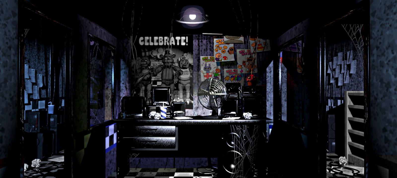 Custom Office by FreddyFredbear on DeviantArt