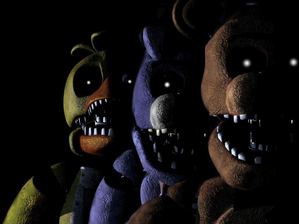 Fixed Animatronics by FreddyFredbear on DeviantArt