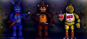 Prototype animatronics (and stage)