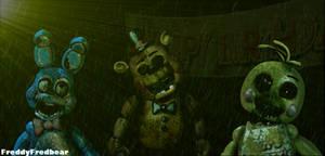 Abandoned Toy Animatronics - Halloween Special