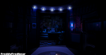 What's actually behind you in Fnaf1