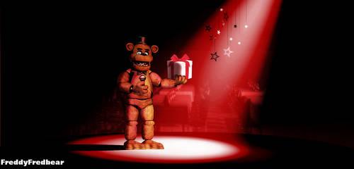 I've got a present for you... - Merry Christmas!
