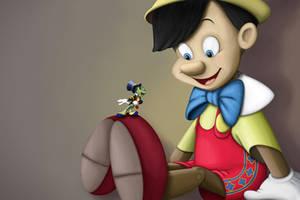 Pinocchio by JessiDee303