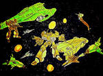 Macross: The Lylat Encounter: Prologue by UltramanZenith