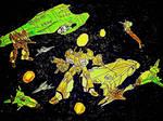 Macross: The Lylat Encounter: Chapter 02 by UltramanZenith