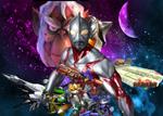 Ultraman, Final Light, chapter 14 by UltramanZenith