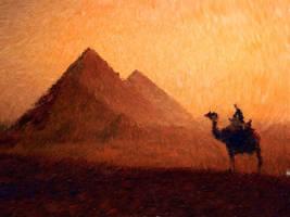 Under the sun of Egypt