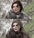 From Catelyn Stark to Lady Stoneheart