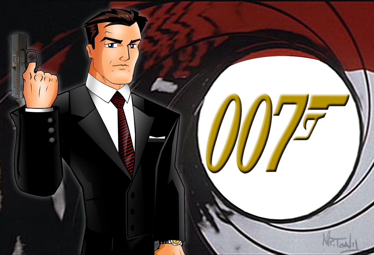 James Bond 007 Brosnan By Tonyforever On Deviantart