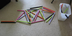 Colorful icosahedron