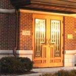 Door of gold
